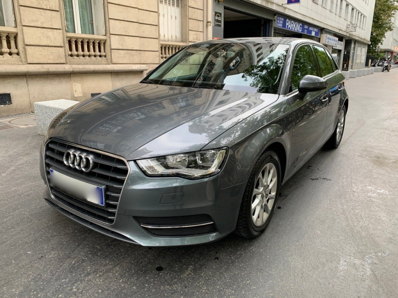 Audi A3 1.4 TFSI 150CH ATTRACTION Essence GRIS Occasion à vendre