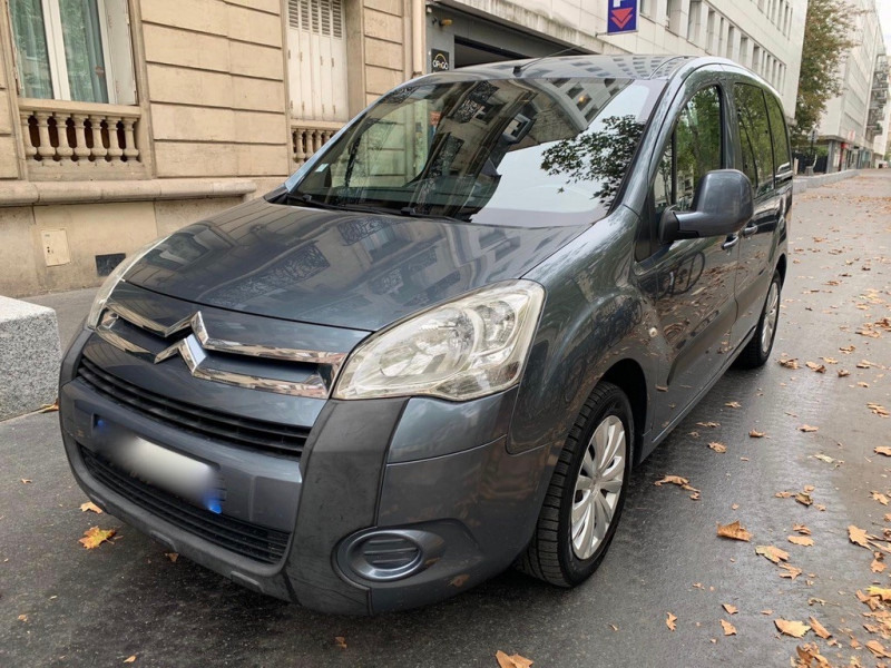 Citroen BERLINGO 1.6I VTI MULTISPACE PACK 7PLACES Essence GRIS Occasion à vendre