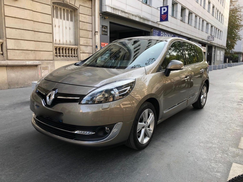 Renault GRAND SCENIC III 1.5 DCI 110CH ENERGY EXPRESSION ECO² 7 PLACES Diesel GRIS Occasion à vendre