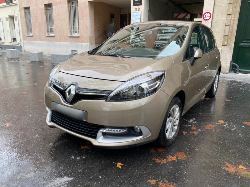 Renault SCENIC III 1.2 TCE 115CH ENERGY LIMITED Essence MARRON Occasion à vendre