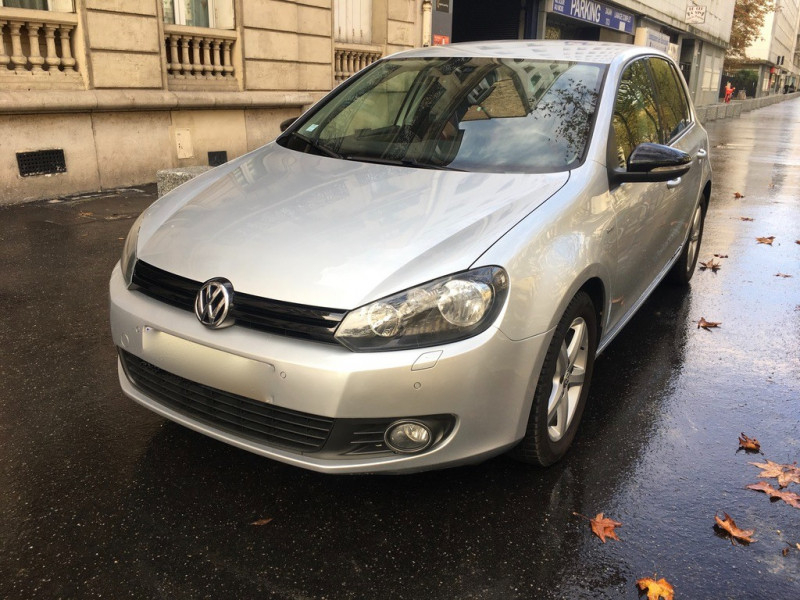 Photo 1 de l'offre de VOLKSWAGEN GOLF VI 1.2 TSI 105 CH MATCH à 8990€ chez Iptrans Auto Paris