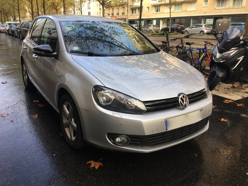 Photo 2 de l'offre de VOLKSWAGEN GOLF VI 1.2 TSI 105 CH MATCH à 8990€ chez Iptrans Auto Paris